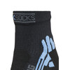 X-Socks Bike Racing - Chaussettes Femme - bleu/noir